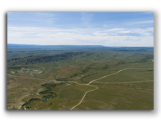 Alcova Wyoming Ranches for Sale