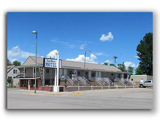 motel for sale in lusk wyoming