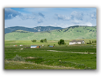 Ranch for Sale in Buffalo Wyoming