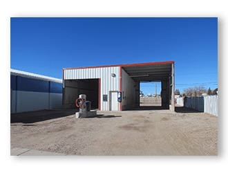 Car Wash in Lusk Wyoming for Sale