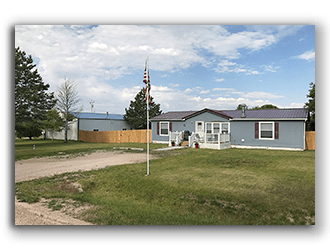 Home for Sale in Manville Wyoming