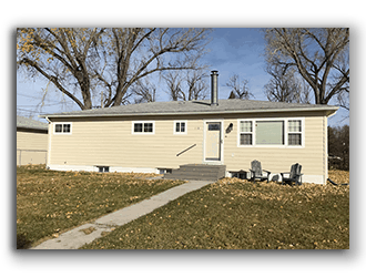 2 Story Home for Sale in Lusk WY