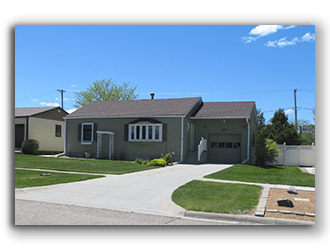 Lusk Wyoming Home for Sale