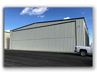 Hangar for Sale in Buffalo Wyoming