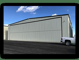 Hangar for Sale in Buffalo Wyoming