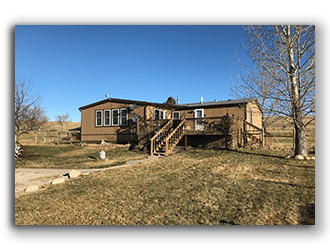 Ranch for Sale in Fort Laramie Wyoming
