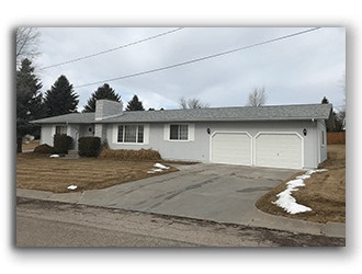 Ranch Style Home for Sale in Lusk WY