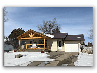 3 Bedroom Home for Sale in Lusk Wyoming