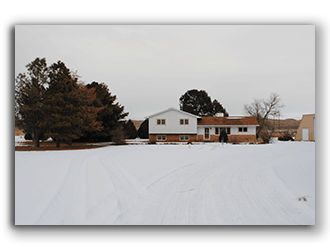 Home with Land for Sale in Wyoming