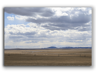 Pivot Land for Sale in Lusk Wyoming
