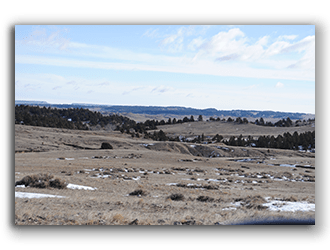Well Watered Ranch for Sale in Lusk Wyoming