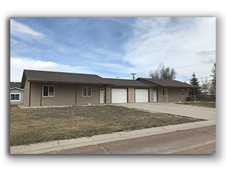 Duplex for Sale in Lusk Wyoming