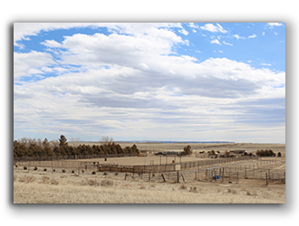 Horse Property for Sale in Goshen County WY