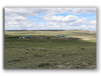 Ranch for Sale in Upton WY