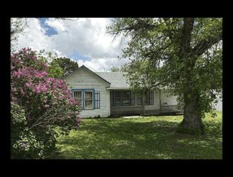 Home for Sale on Oak Street in Lusk WY
