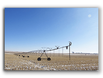 Irrigated Farms for Sale in NE