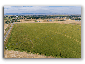 Irrigated Ranches for Sale in Wyoming
