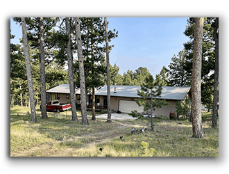 Mountain Property for Sale in Wyoming