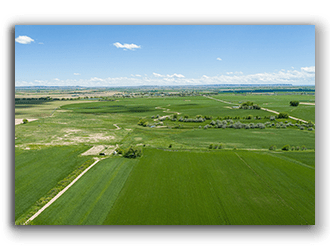 Irrigated Ranches for Sale in NE