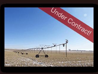 Irriated Farms for Sale in Nebraska