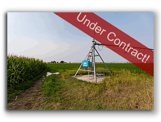 Pivot Irrigated Land for Sale in Wyo